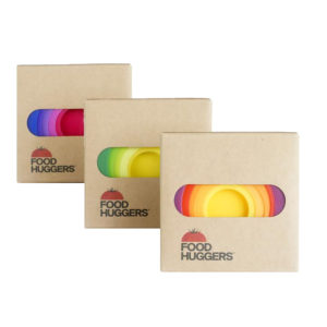Food Huggers - set van 5